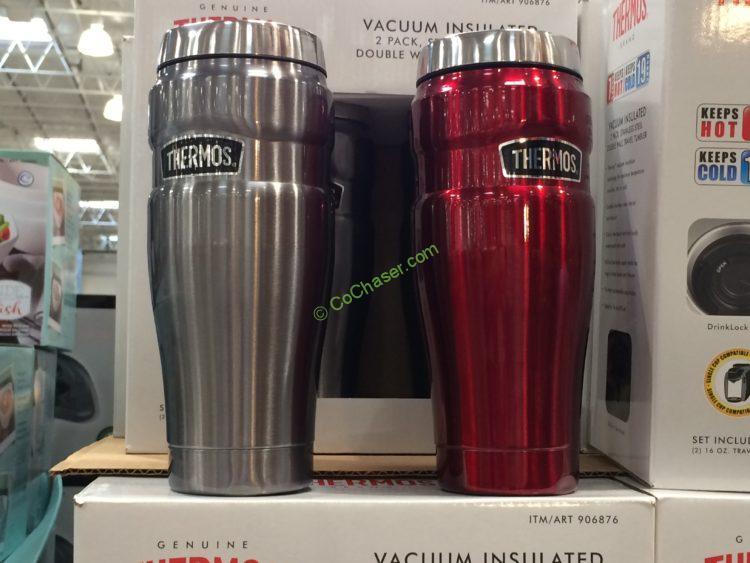Thermos Stainless King Thermal Mug 2PK – CostcoChaser