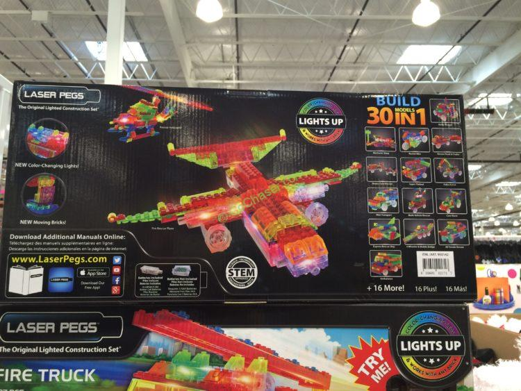 Costco-950142-Laser-Pegs-Fire-Truck-30-In-1-Building-Set-box1
