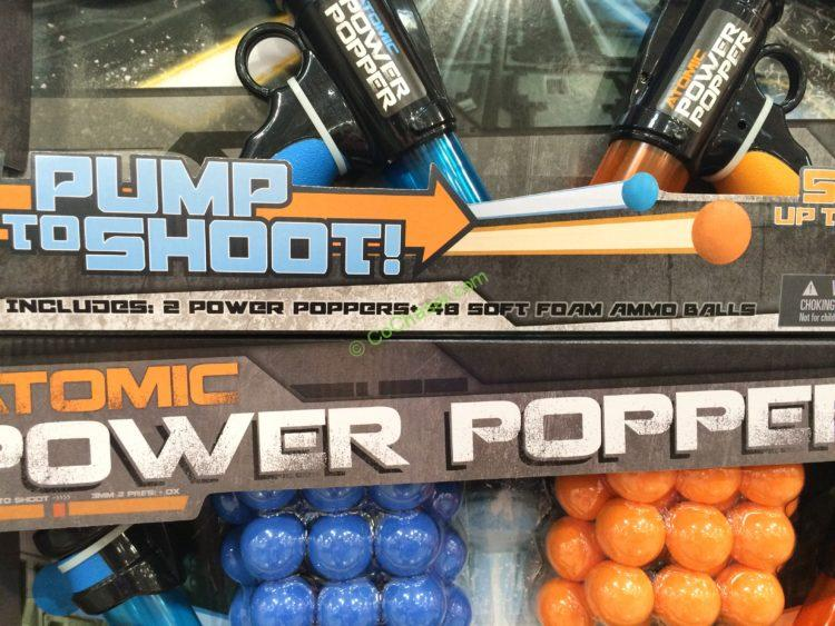 Atomic Power Popper Battle Pack Set Of 2 Costcochaser