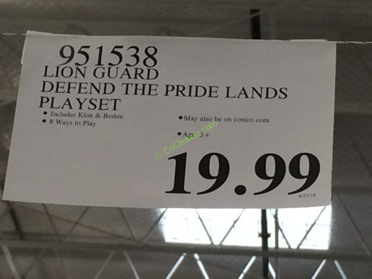 Costco-951538-Disney-Lion-Guard-Defendthe-Pride-Lands-Playset -tag