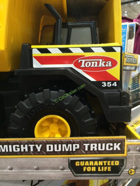 Costco-952288-Tonka-Steel-Classic-Mighty-Dump-Truck-part