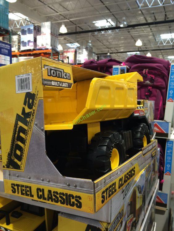 Costco-952288-Tonka-Steel-Classic-Mighty-Dump-Truck-part1