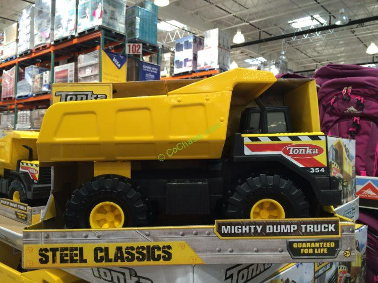 Costco-952288-Tonka-Steel-Classic-Mighty-Dump-Truck