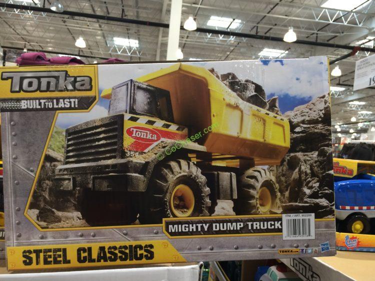 Costco-952288-Tonka-Steel-Classic-Mighty-Dump-Truck1