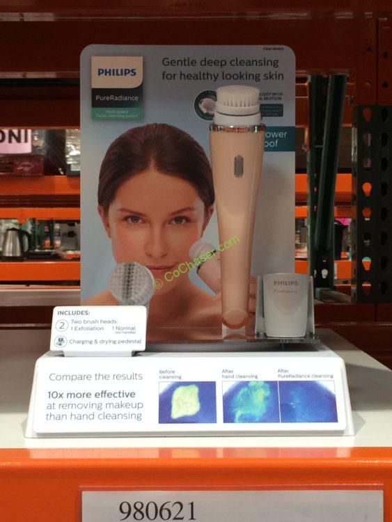 Philips Pure Radiance Facial Cleansing System