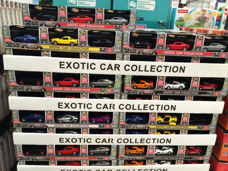 Exotic Car Collection 3 Pack Costcochaser