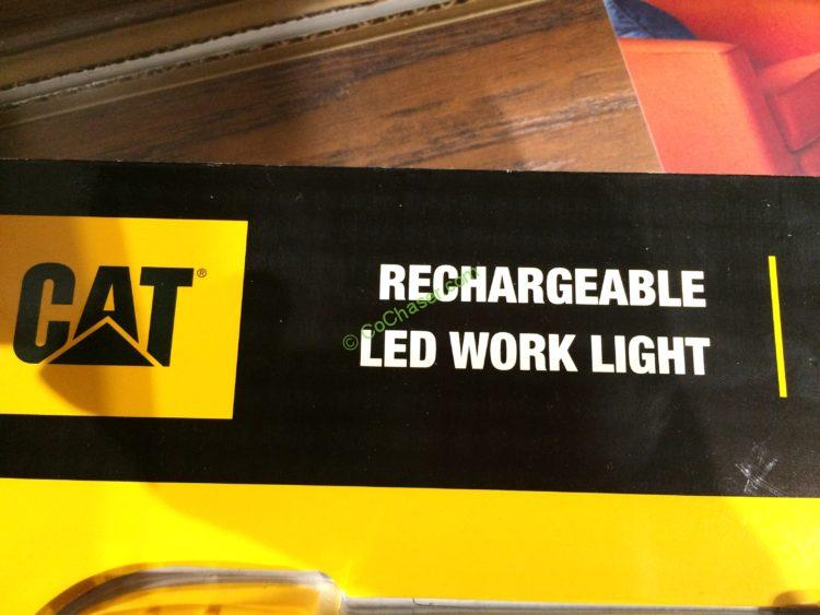 Costco 962841 Cat Led Worklight Rechargeable Mark