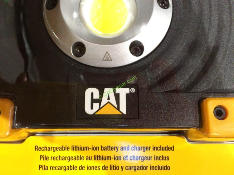 Costco 962841 Cat Led Worklight Rechargeable Part3