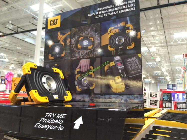 Cat Led Worklight Rechargeable Costcochaser