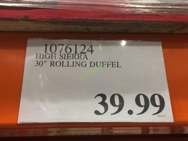 Costco-1076124-High-Sierra-30-Rolling-Duffel-tag