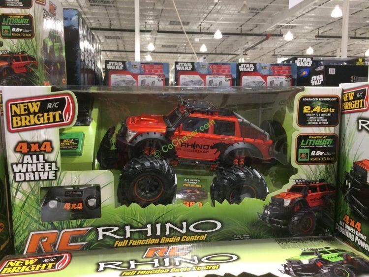 New Bright Radio Control 1:12 Scale 4x4 Rhino