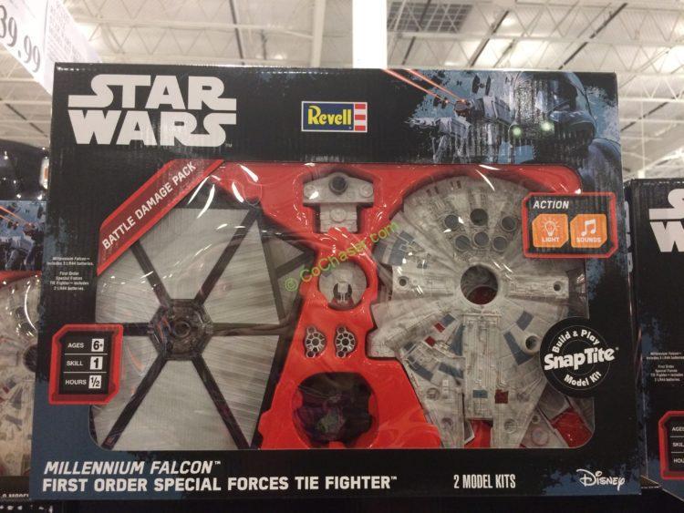 Revell Star Wars Battle Pack Model Kit Set of 2