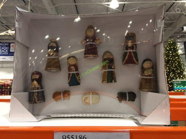 Nativity Set 11 Pieces