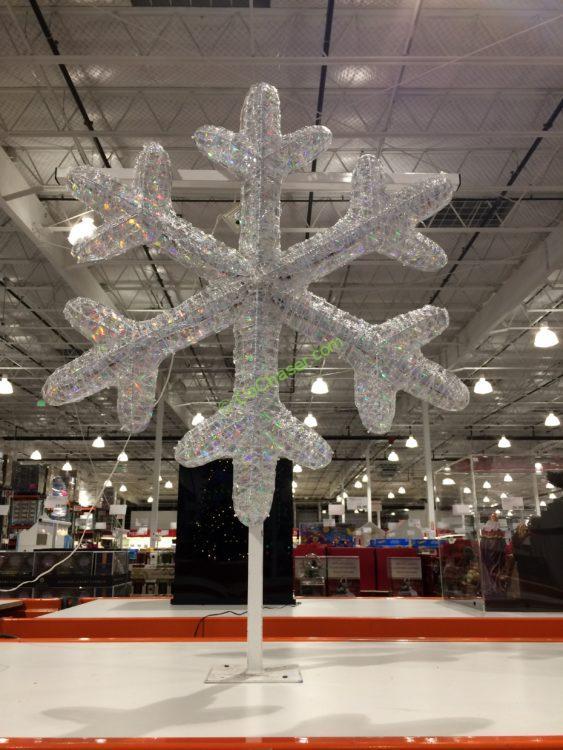 36 Led Snowflake Costcochaser