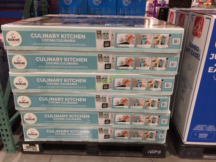 Kidkraft Culinary Play Kitchen