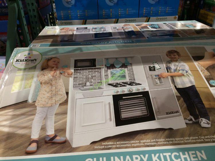 KidKraft Culinary Play Kitchen – CostcoChaser