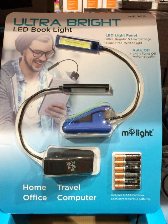 Showertek LED Booklight 2 PK with AAA Batteries