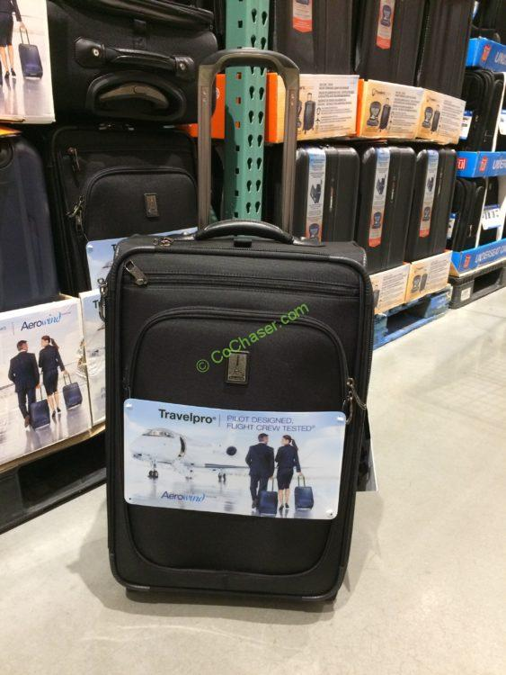 """TravelPro Softside Carry on 22"""""""