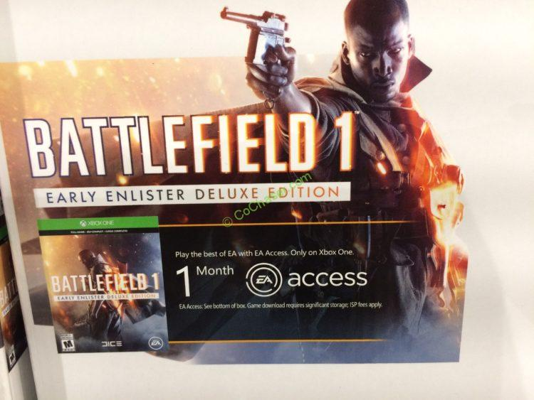Xbox One S Console Battlefield 1 Bundle