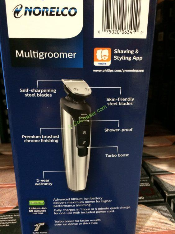 Philips Norelco Multigroom Trimmer Costcochaser