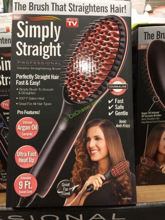Simply Straight Professional Ceramic Straightening Brush