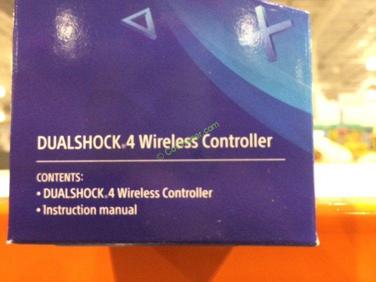 Costco-1110145-Sony-DUALSHOCK-4-Wireless-Black-Controller-part