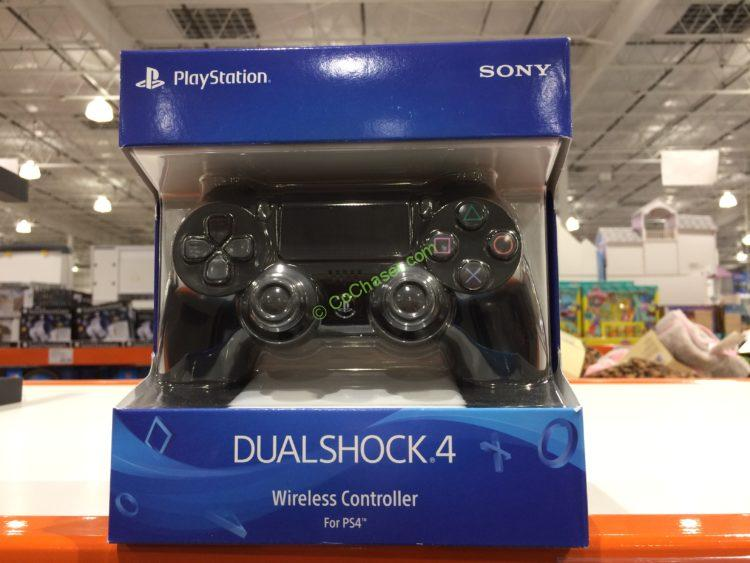 Sony DUALSHOCK 4 Wireless Black Controller