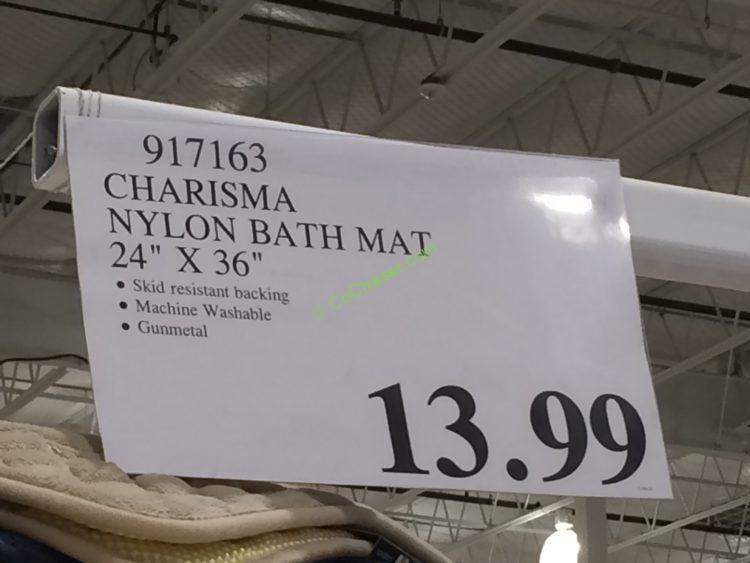 Charisma Nylon Bath Mat 24 X 36 Costcochaser