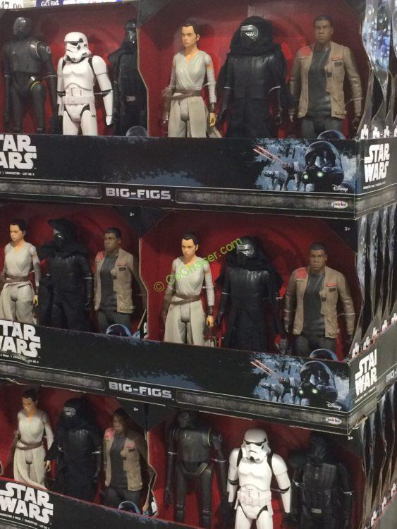 Star Wars 3 Pack Figures