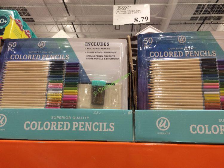 costco-1055527-UBRANDS-Colored-Pencils-50PC-all