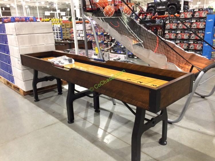 Chairside Table Costco Chairs Model : Costco 1063756 Vintage Shuffleboard Table from chairs.2011airjordan.com size 750 x 563 jpeg 84kB