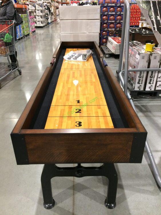 Costco 1063756 Vintage Shuffleboard Table1 Costcochaser