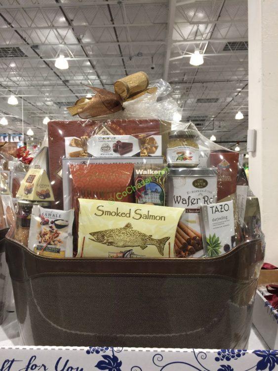 Houdini Fabric Gift Basket – CostcoChaser