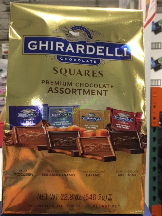 Ghirardelli Chocolate Assortment