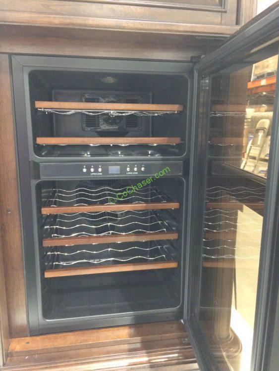 Costco 1075067 Tresanti Wine Cabinet With 24 Bottle