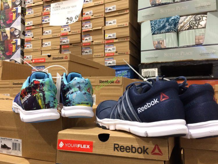 Reebok Men Athletic Shoe Costco