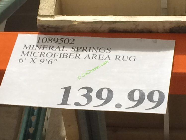 Microfiber Area Rug Costco Designs