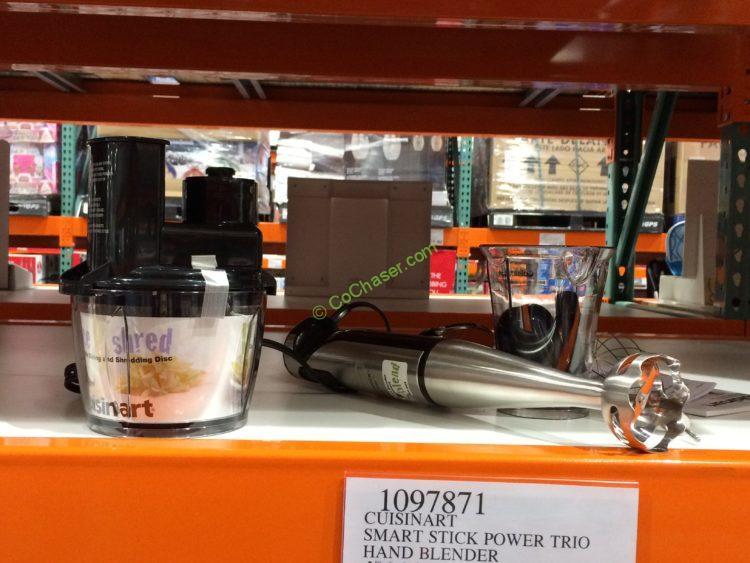 Hand Blender Costco ~ Cuisinart smart stick power trio hand blender model csb