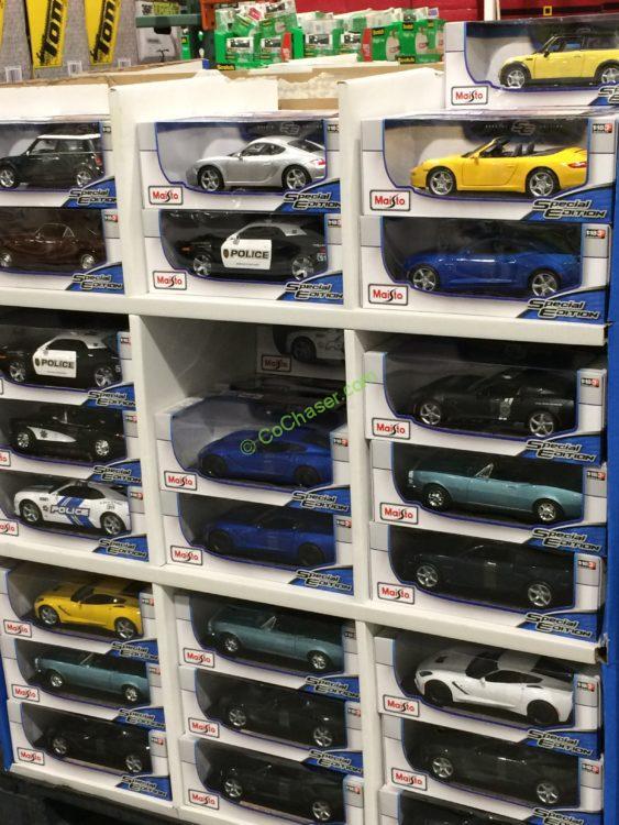 Maisto Special Edition Diecast Car Costcochaser