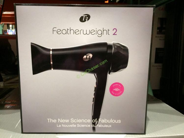 T3 Micro Feather Weight 2 Hair Dryer with Tourmaline, Model# 73831
