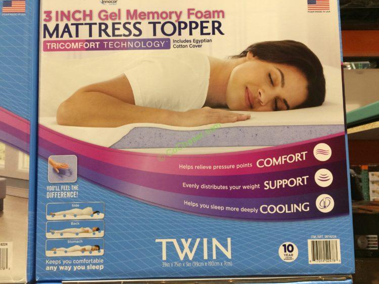 Costco Mattress Topper