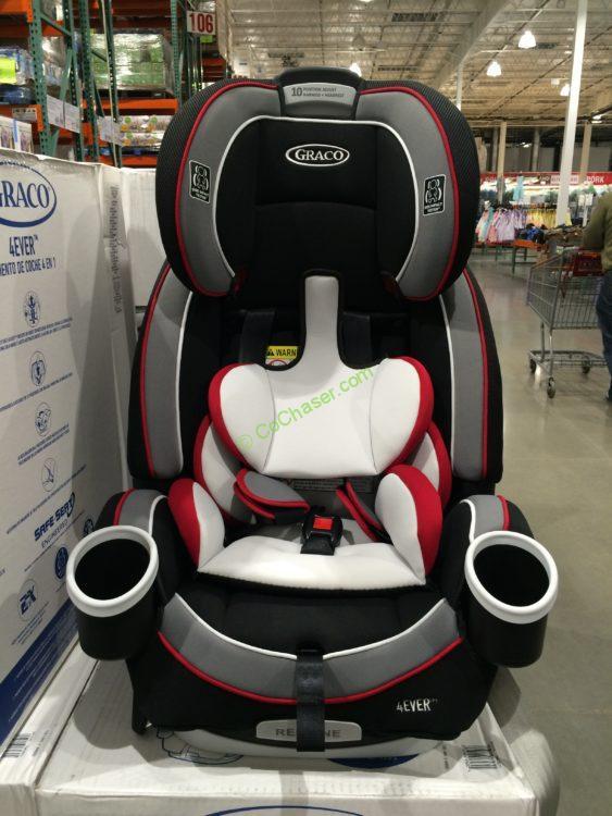 graco 4ever 4 in 1 car seat costcochaser. Black Bedroom Furniture Sets. Home Design Ideas