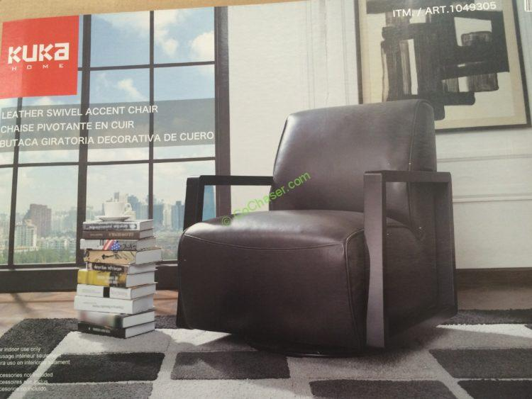 Costco-1049305-KUKA-Leather-Swivel-Chair-use