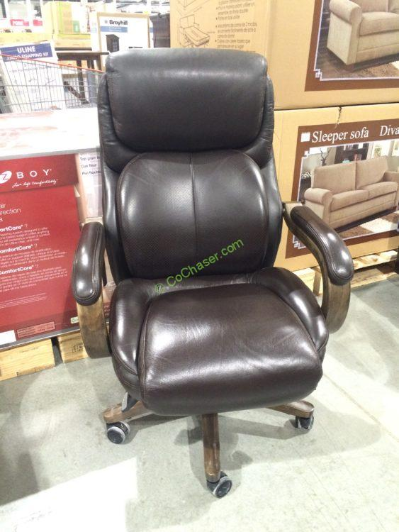 Costco 1074745 La Z Boy Executive Office Chair