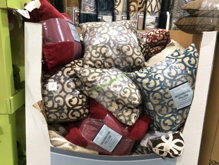 Sutton Place Decorative Pillow