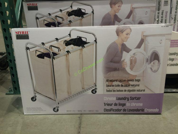 Costco-1085086- Seville-3Bag-laundry-Sorter
