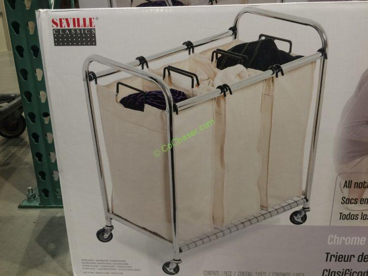 Costco-1085086- Seville-3Bag-laundry-Sorter1