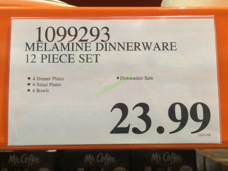 Costco-1099293-Melamine-Dinnerware-12Piece-Set-tag
