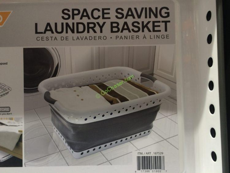 MESA POP'N LOAD Laundry Basket
