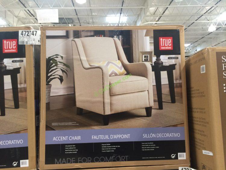 Costco-472747-True-Innovations-Fabric-Accent-Chair-box